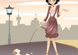 City girl clipart clip royalty free Free City Girls Clipart and Vector Graphics - Clipart.me clip royalty free