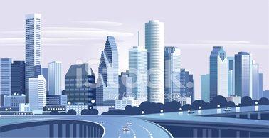 City of houston clipart graphic transparent library City Houston stock vectors - Clipart.me graphic transparent library