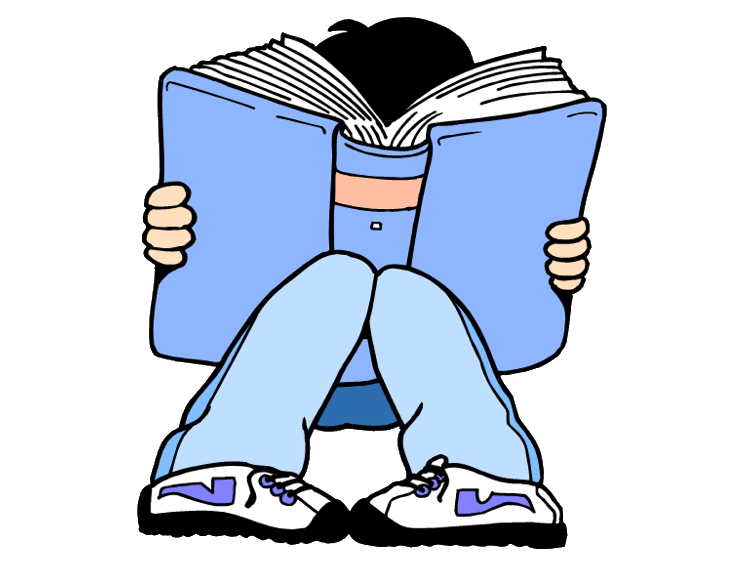 City reading book clipart transparent download DryEyeCoach® on Twitter: