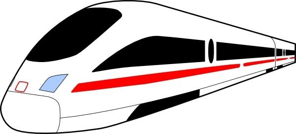 Clipart tirain clip art Train clip art Free vector in Open office drawing svg ( .svg ... clip art