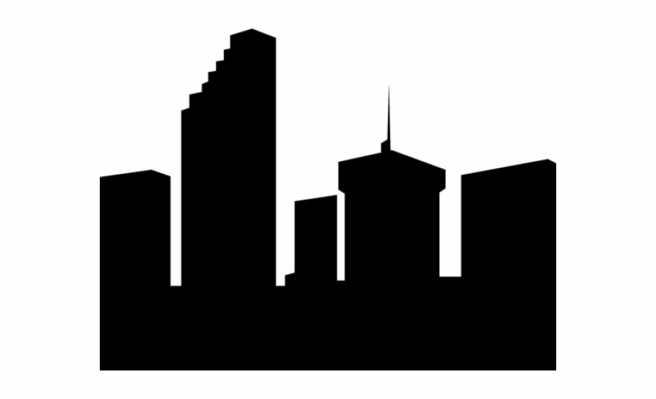 Cityscape clipart black backround svg freeuse download Chicago Clipart Png - Transparent Background City Clipart ... svg freeuse download