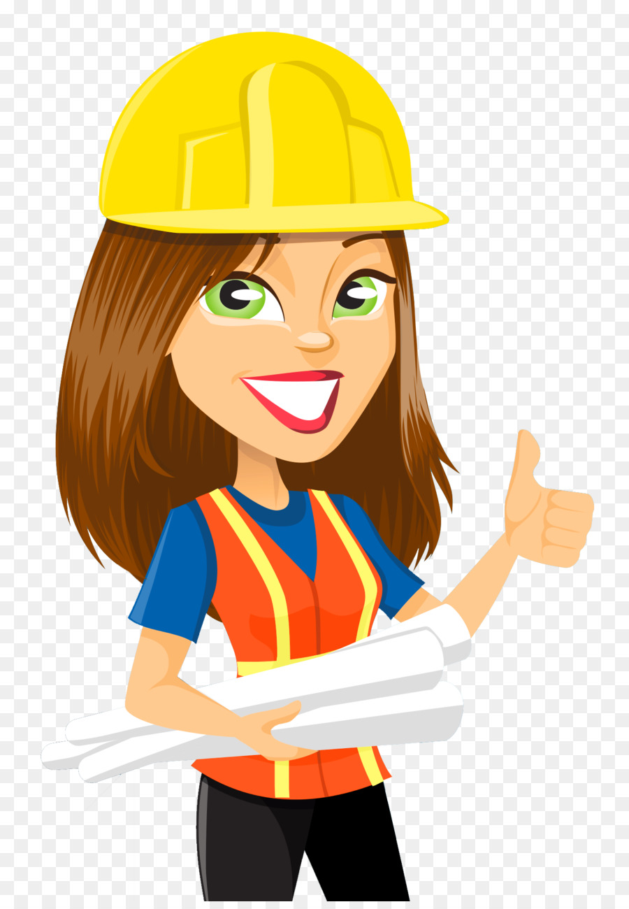 Civil engineering clipart svg library library Girl Civil Engineer Png & Free Girl Civil Engineer.png Transparent ... svg library library