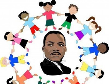 Civil rights leaders clipart banner transparent library Martin Luther King Jr banner transparent library