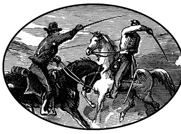 Civil war battloe field clipart image black and white library Free Civil War Cliparts, Download Free Clip Art, Free Clip Art on ... image black and white library