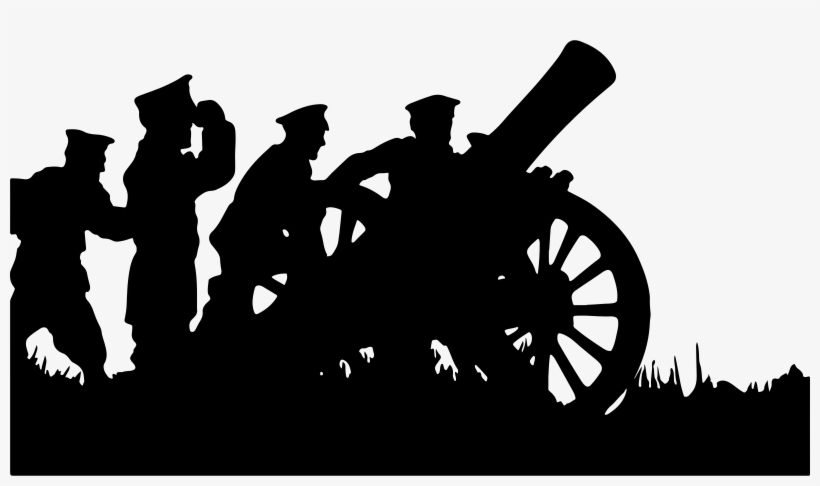 Civil war clipart black and white free clip library Civil War Clipart Battlefield - Soldiers Clipart Transparent PNG ... clip library