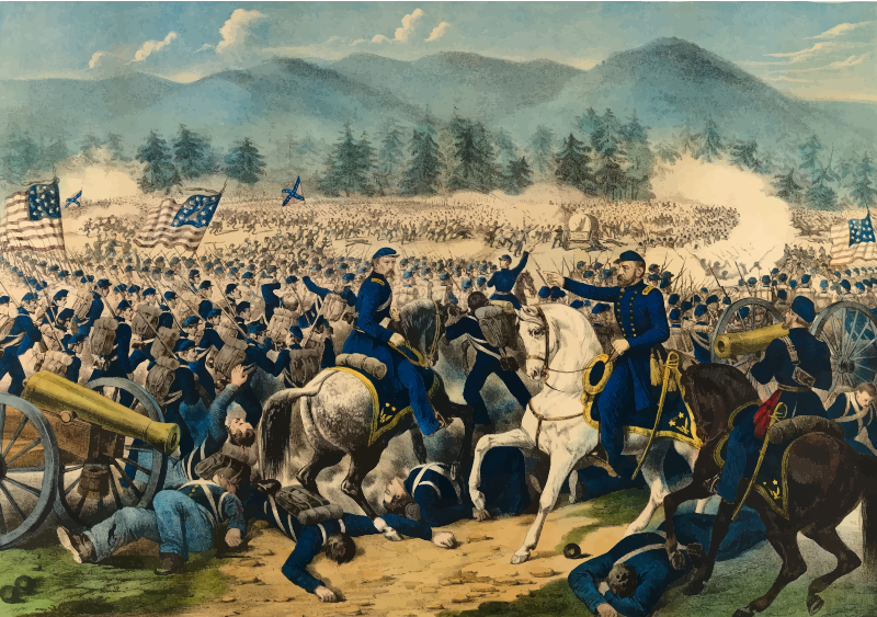 Civil war battloe field clipart clipart freeuse download Gettysburg clipart Battle of Gettysburg American Civil War clipart ... clipart freeuse download