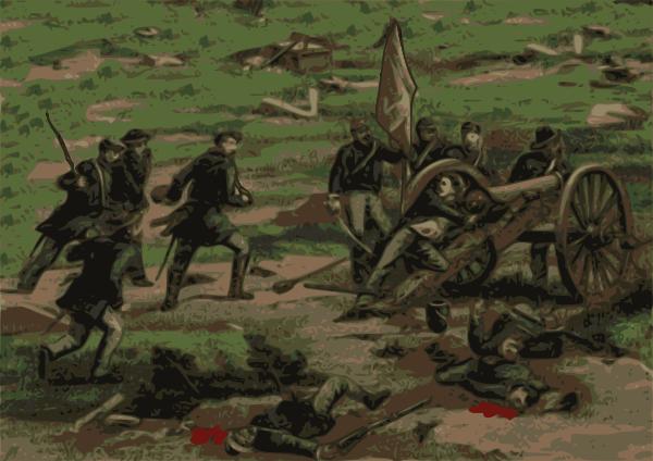 Civil war battloe field clipart clip library library Free Civil War Cliparts, Download Free Clip Art, Free Clip Art on ... clip library library