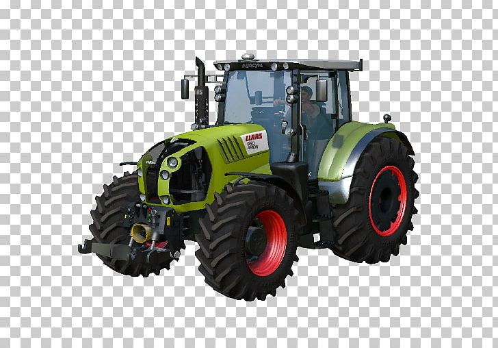 Claas clipart royalty free stock Farming Simulator 17 Tractor Claas Arion Claas Axion PNG, Clipart ... royalty free stock