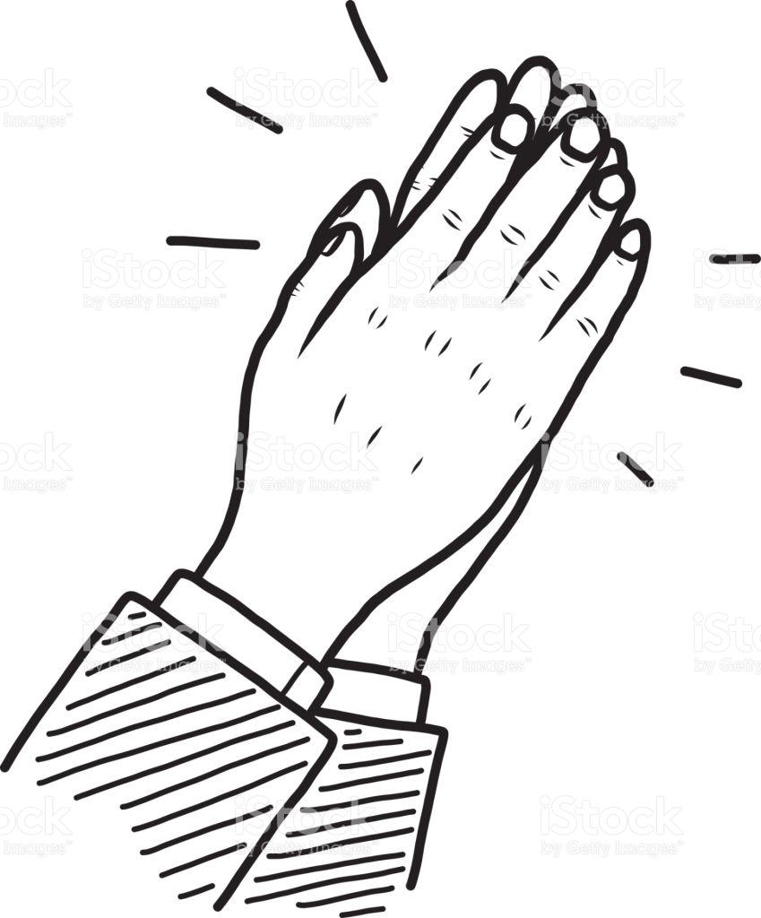 Clap clipart black and white png Clap clipart black and white 4 » Clipart Station png