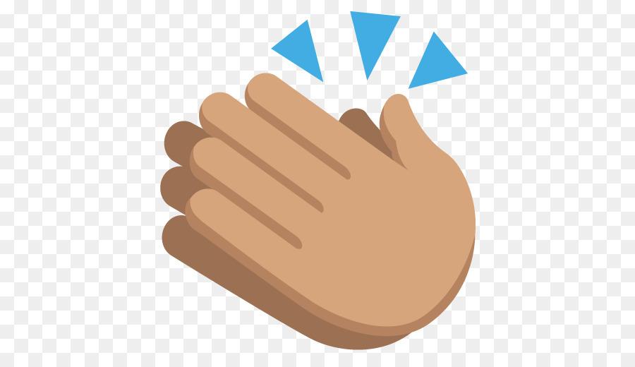 Clap emoji clipart banner black and white Clapping Emoji clipart - Emoji, Hand, Finger, transparent clip art banner black and white