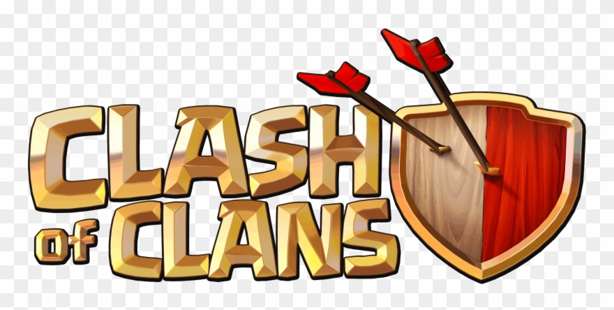 Clash of clans clipart images picture library stock Clash Of Clans Tvcm - Clash Of Clans Sign Clipart (#640650) - PinClipart picture library stock