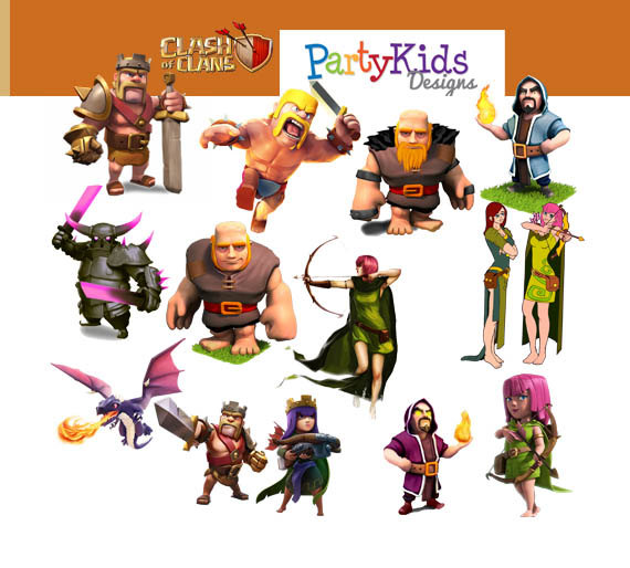Clash of clans clipart images image transparent library Clash of Clans Clipart, | Clipart Panda - Free Clipart Images image transparent library