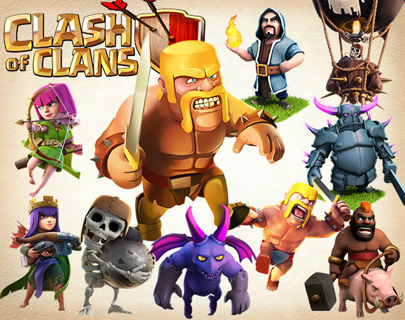 Clash of clans clipart images png freeuse library 38 Clash of Clans Clipart PNG | Clipart Panda - Free Clipart Images png freeuse library