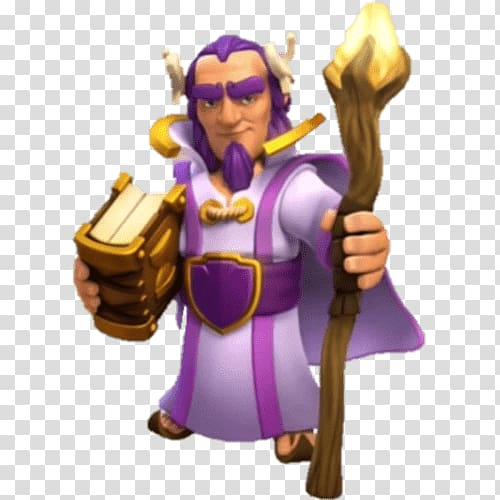 Clash of clans wizard clipart graphic royalty free library Wizard from Clash of Clans, Clash Of Clans Grand Warden transparent ... graphic royalty free library