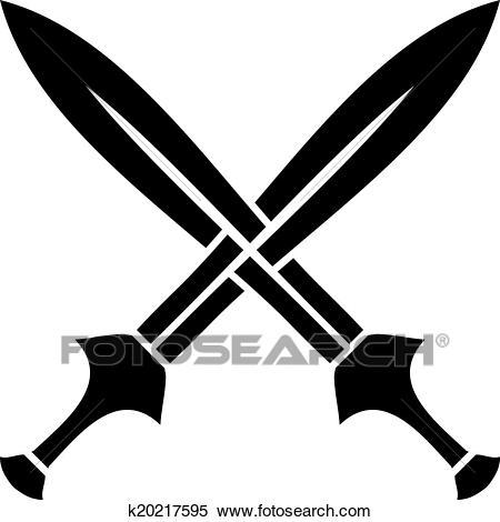 Swords clashed clipart graphic royalty free library Swords clashing clipart 2 » Clipart Portal graphic royalty free library