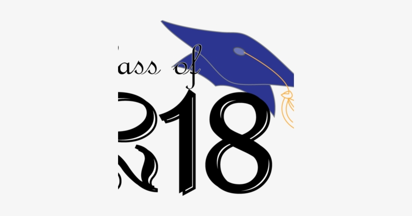 Class 2018 clipart clipart black and white download Clip Art Royalty Free Stock Class Of 2018 Clipart - Transparent ... clipart black and white download