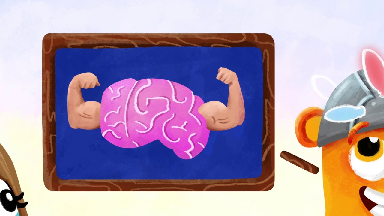 Class dojo clipart brain clip art free stock Class Dojo\'s Growth Mindset Series - Episode 1 clip art free stock