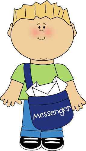 Class messenger clipart picture download Class messengers clipart - ClipartFest picture download