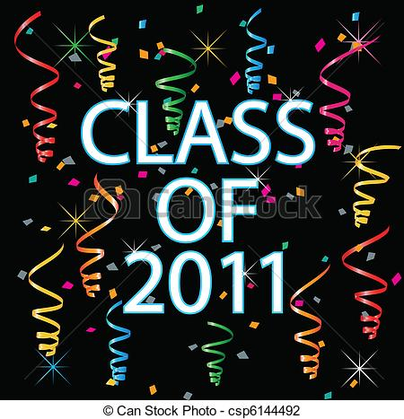 Class of 2011 clipart clip art library stock Vector Illustration of Class of 2011 csp6144492 - Search Clipart ... clip art library stock