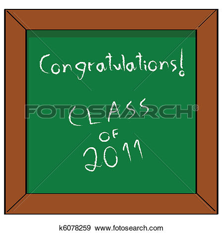 Class of 2011 clipart jpg royalty free download Clip Art of Congratulations Class of 2011 k6078259 - Search ... jpg royalty free download