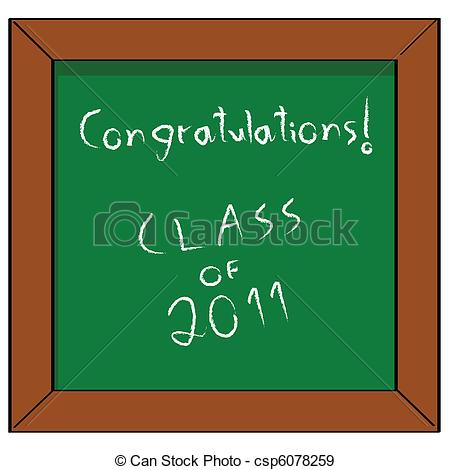 Class of 2011 clipart image library Vector Clip Art of Class of 2011 school education concept ... image library