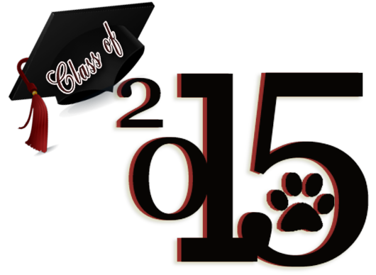 Free clipart for graduation 2015. Class of clip art