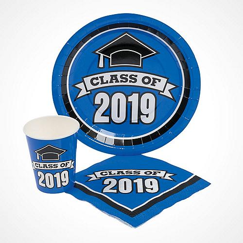 Class of 2019 black and gold clipart png black and white Graduation Party Ideas, High School Graduation Party Ideas ... png black and white