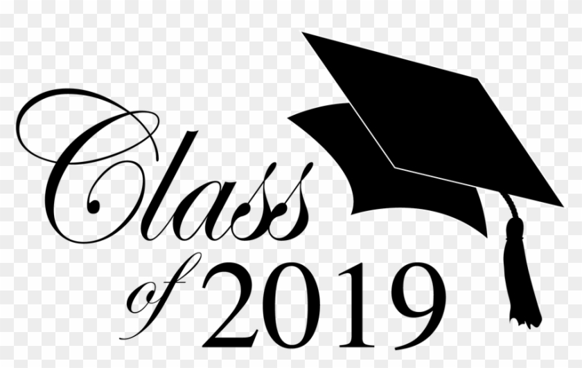 Class of 2019 clipart transparent background free clip art download Picture - Transparent Graduation Class Of 2019, HD Png Download ... clip art download