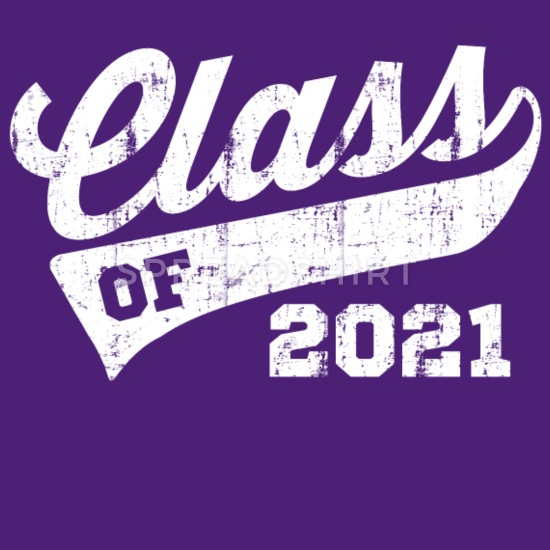 Class of 2021 clipart png library download Class Of 2021 Women\'s T-Shirt | Spreadshirt png library download
