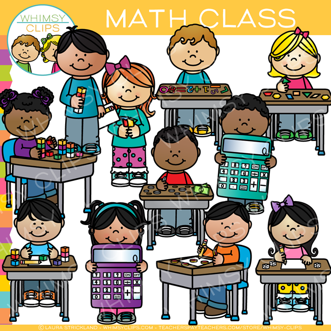 People excited for math clipart png free library Math Class Clip Art png free library