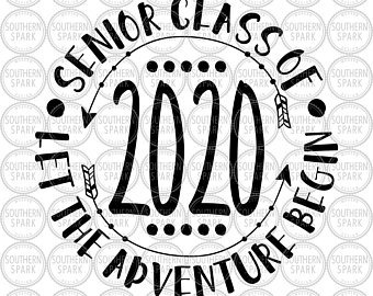 Class senior clipart svg free library Class of 2020 clipart 8 » Clipart Portal svg free library