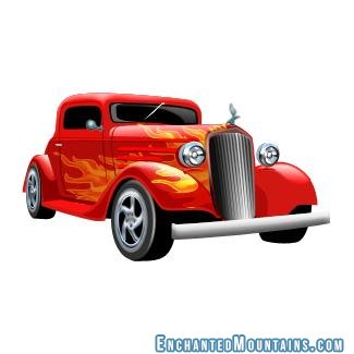 Classic car and new car picture clipart jpg free stock The J. Carry Moccasin 2nd Annual Ride For Cancer Prevention 2012 ... jpg free stock