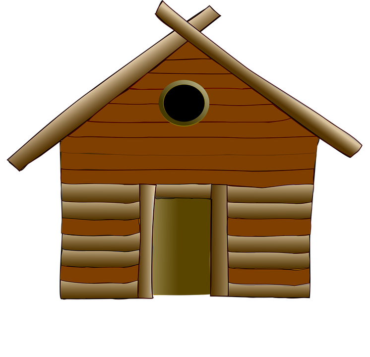 Rural house clipart clipart freeuse download Collection of 14 free Cottaged clipart wooden cabin. Download on ubiSafe clipart freeuse download
