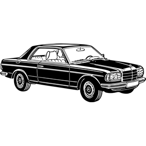 Classic mercedes benz clipart clipart freeuse library Mercedes Benz clipart, cliparts of Mercedes Benz free download (wmf ... clipart freeuse library