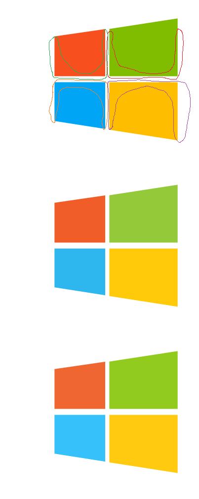 Classic shell start button clipart vector Classic Windows Logo - LogoDix vector