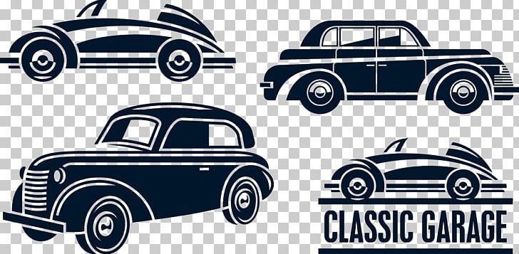 Classic vector clipart clip royalty free library Classic Car Vintage Retro-style Automobile PNG, Clipart, Car, Cars ... clip royalty free library