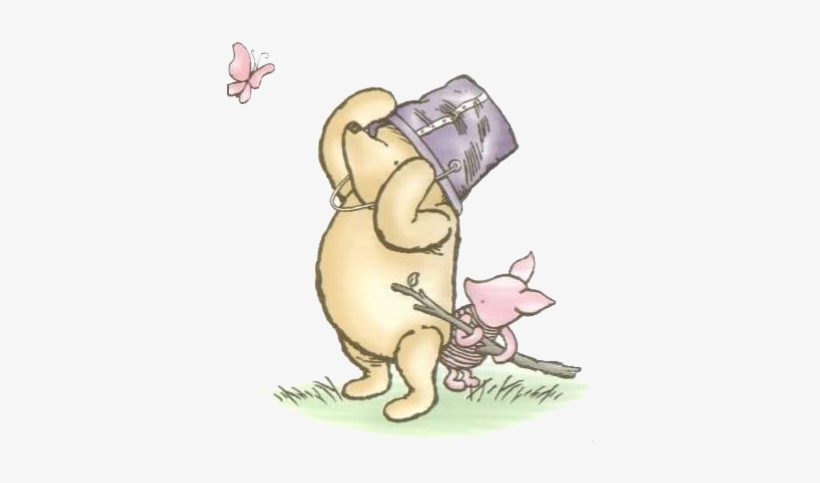 Winnie the pooh clipart classic banner royalty free stock Download Free png Classic Clipart Piglet Classic Winnie The Pooh ... banner royalty free stock