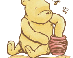 Classic winnie the pooh clipart free graphic black and white library Classic winnie the pooh clipart free » Clipart Portal graphic black and white library