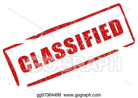 Classified stamp clipart clip art free download Clip Art - Classified stamp. Stock Illustration gg57364499 - GoGraph clip art free download