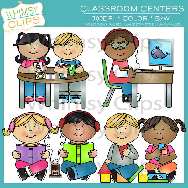 Work stations in the classroom clipart clip art transparent Classroom Centers Clipart | Clipart Panda - Free Clipart Images clip art transparent