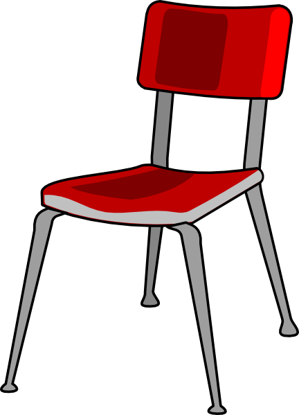 Classroom chair clip clipart clip black and white Free Classroom Desk Cliparts, Download Free Clip Art, Free Clip Art ... clip black and white