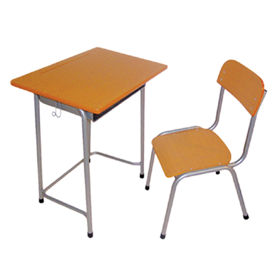 Classroom chairs under tables clipart jpg black and white library Table And Chairs Clipart   Free download best Table And Chairs ... jpg black and white library
