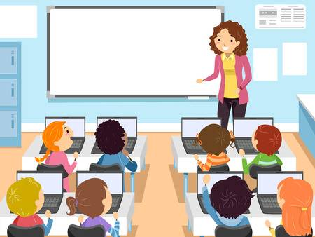 Classroom clipart free images png black and white library 7 902 Preschool Classroom Cliparts Stock Vector And Royalty Free ... png black and white library