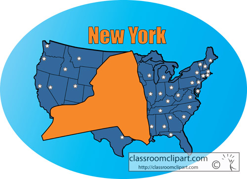 Classroom clipart states. Us state maps new