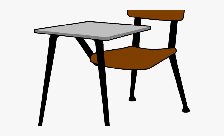 Classroom desk clipart vector library download Graphic Library Techflourish Collections Student Cliparts ... vector library download