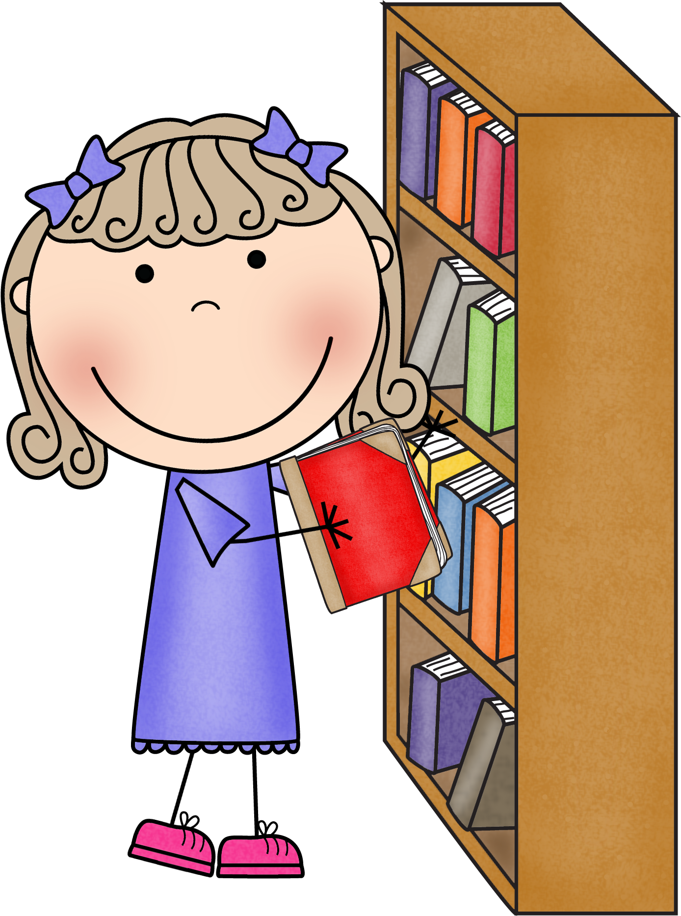 School library clipart image royalty free library Teacher helper clipart - ClipartFest image royalty free library