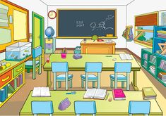 Classroom pictures clipart svg download 50 Best Classroom Clipart images in 2013 | Classroom clipart, School ... svg download