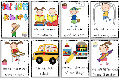 Classroom policy clipart image transparent stock Classroom Rules - Lloyd and Dolly Bentsen Elementary image transparent stock