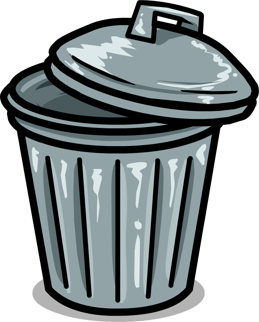 Trash around trash can clipart transparent Free Garbage Can Cliparts, Download Free Clip Art, Free Clip Art on ... transparent