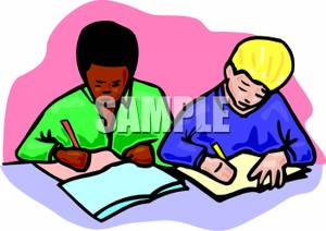 Classworking together clipart clip art black and white library Pictures Of Students Working Together | Free download best Pictures ... clip art black and white library